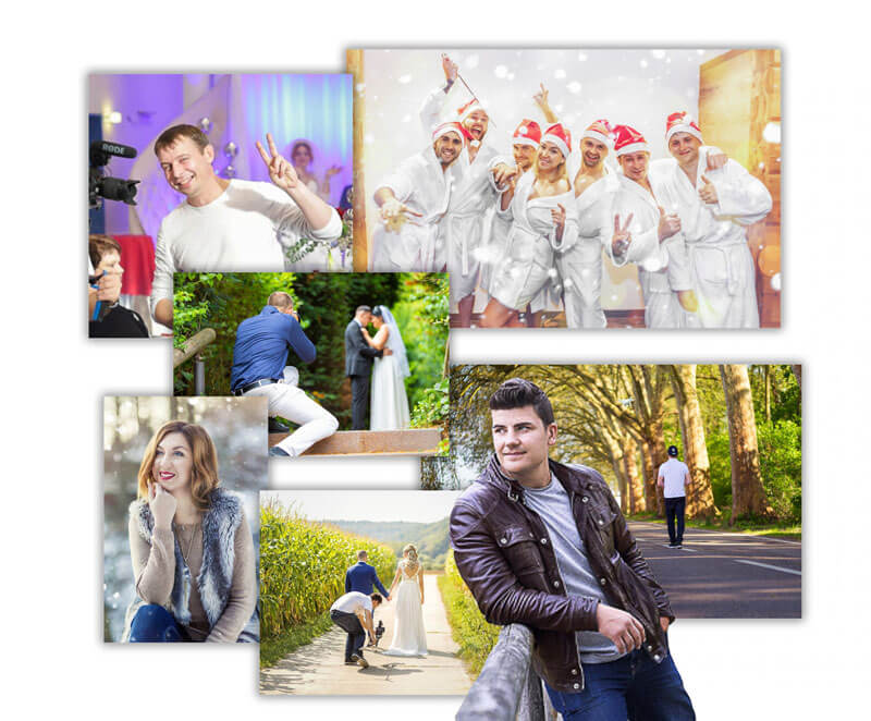 3Motion Memories Team Hochzeitsfoto-und Video