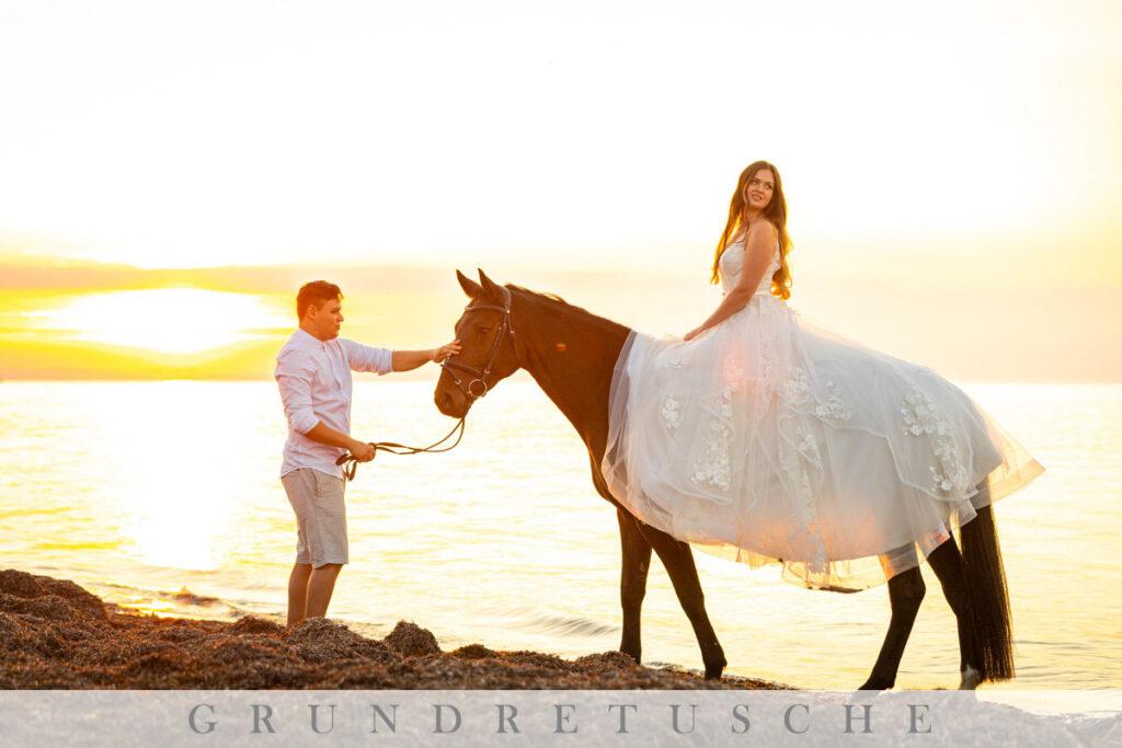 Hochzeit Pferd Fotograf